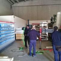 Renovació mobiliari frigorífic en supermercat de Tarragona