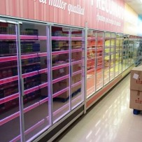 Instalaciones frigoríficas, de climatización y ventilación en supermercado en Tarragona